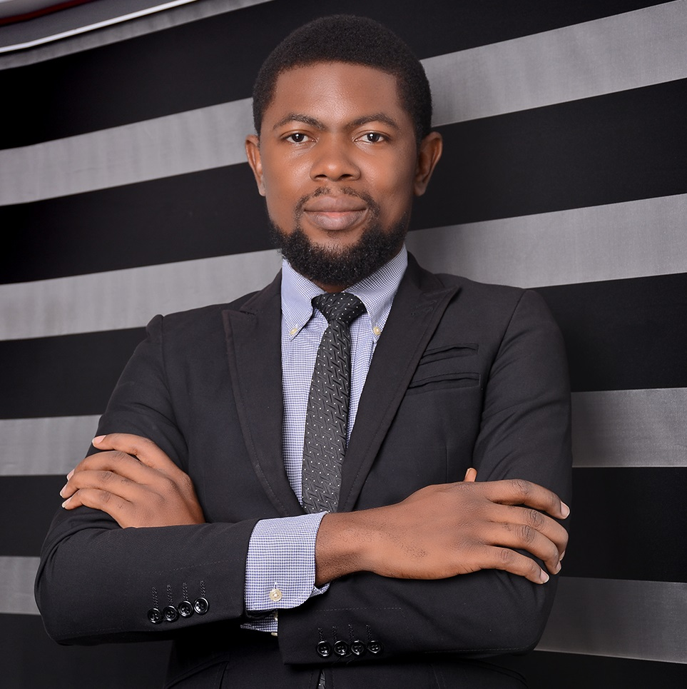 Adekunle Olumide Ralphie - CEO at Olucapri International Limited and Publisher at Vogue Inspire Magazine